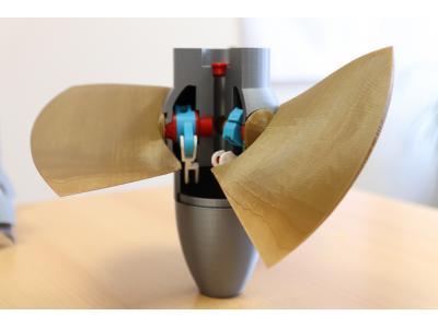 wydruk 3D model nowa sól
